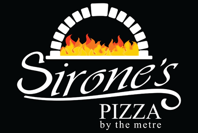 Sirone's Pizza by the Metre